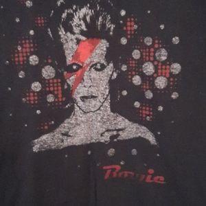 David Bowie T shirt